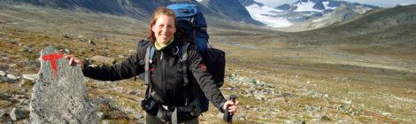 Trekking im Jotunheimen Nationalpark