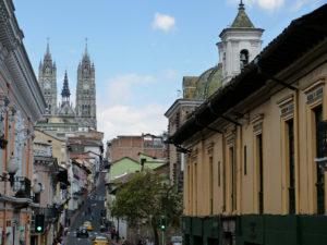 Historisches Zentrum von Quito