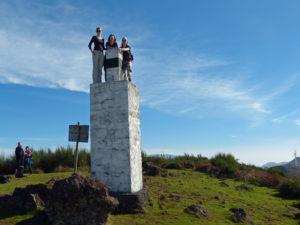 Gipfelfoto Pico Ruivo do Paúl da Serra, Madeira