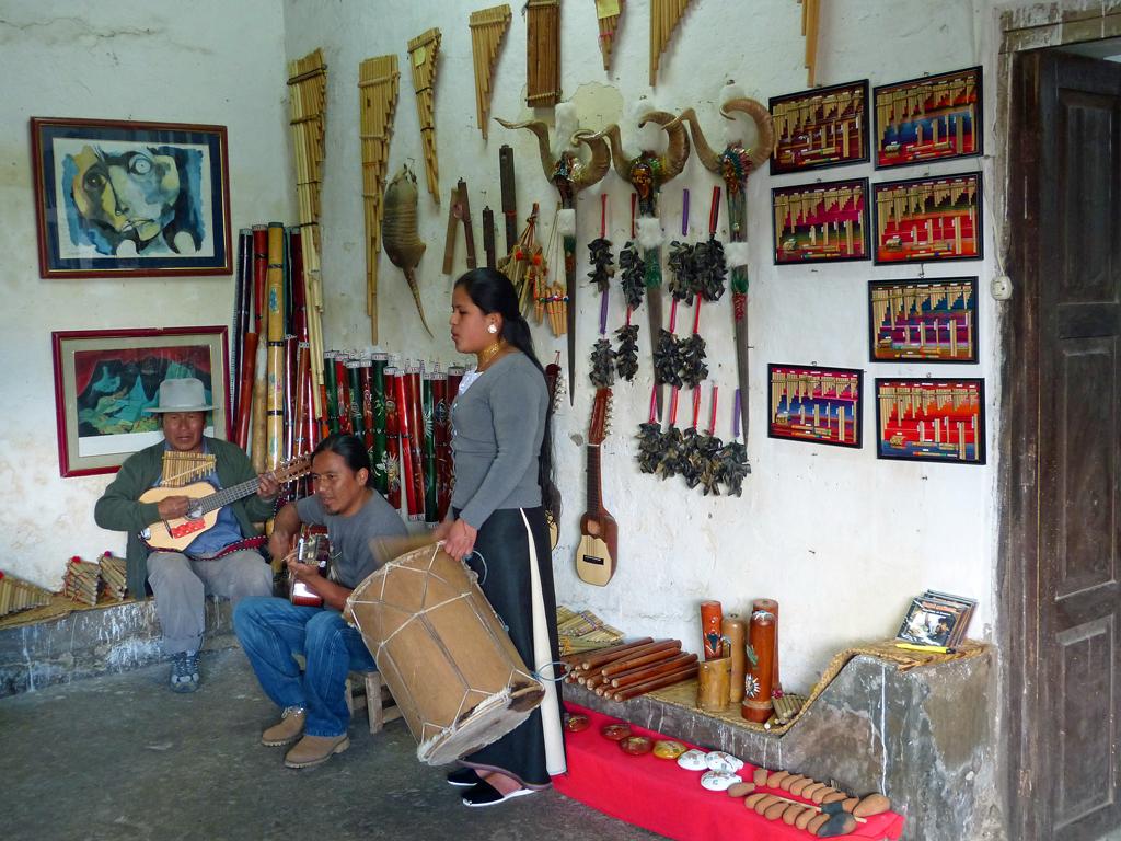 Ecuadorianische Band