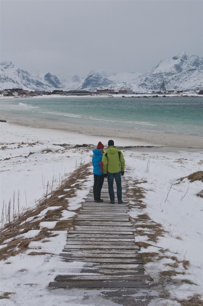 Winterliche Lofoten, © CH - Visitnorway.com
