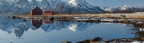 Vesterålen-Insel Langøya