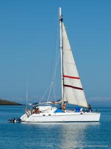 Catamaran Galápagos Vision