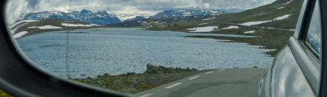 Roadtrip durch Norwegen