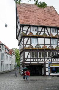 Fachwerkhaus in Soest