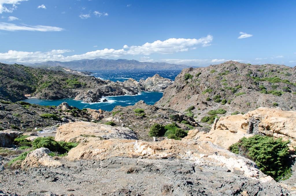 Landschaft am Cap de Creus