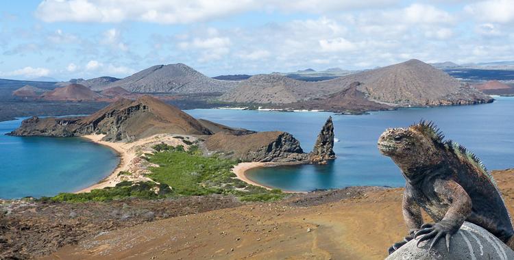 Insel Bartolomé, Galápagos