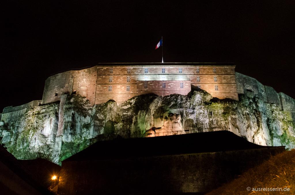 Zitadelle und Löwe von Belfort