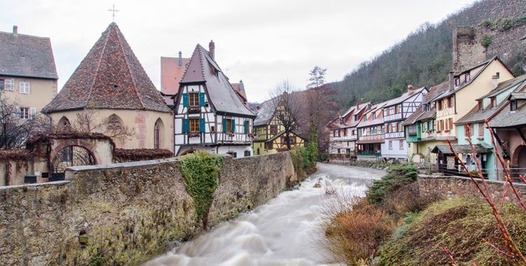 Kaysersberg, Vogesen