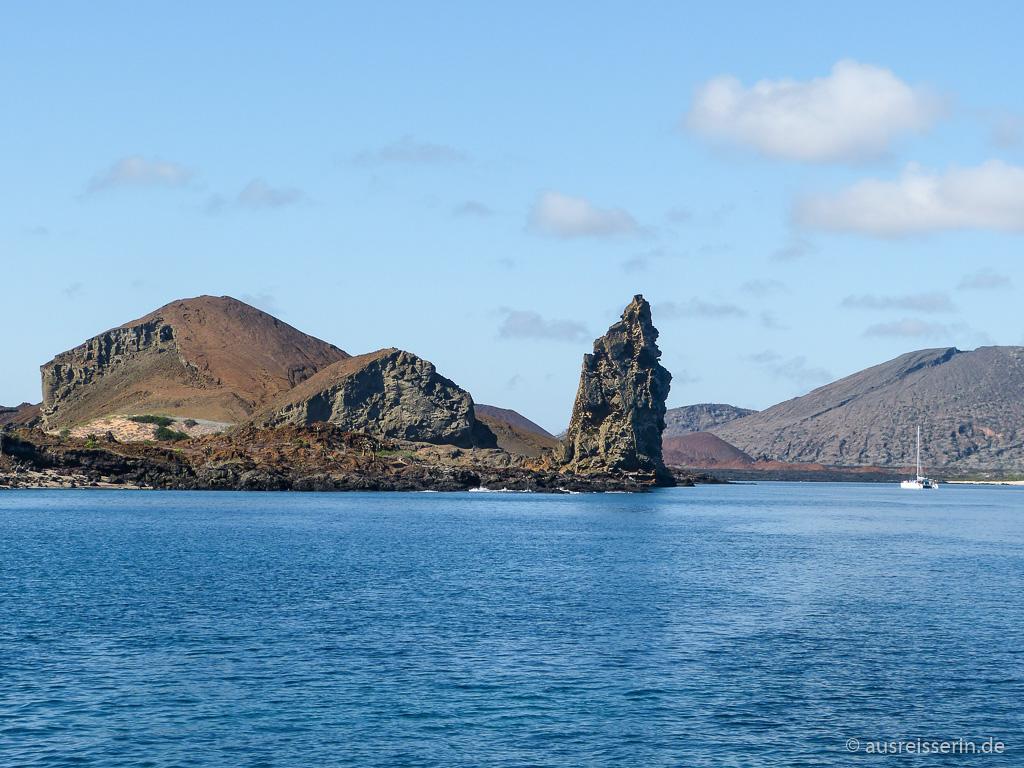 Pinnacle Rock, Isla Bartolomé