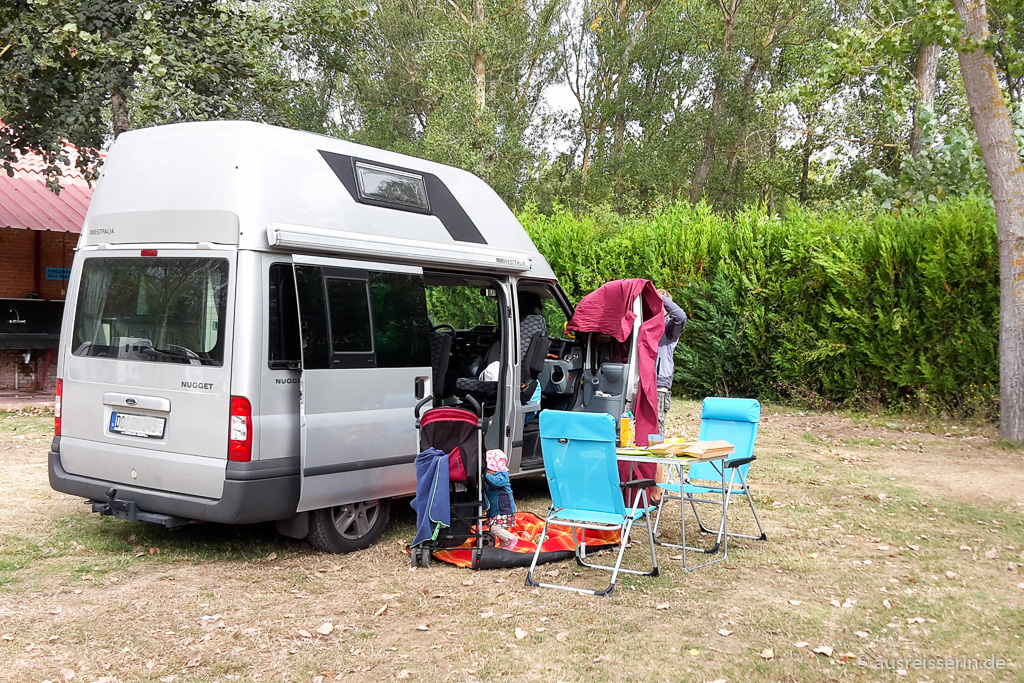 Campervan Ford Nugget