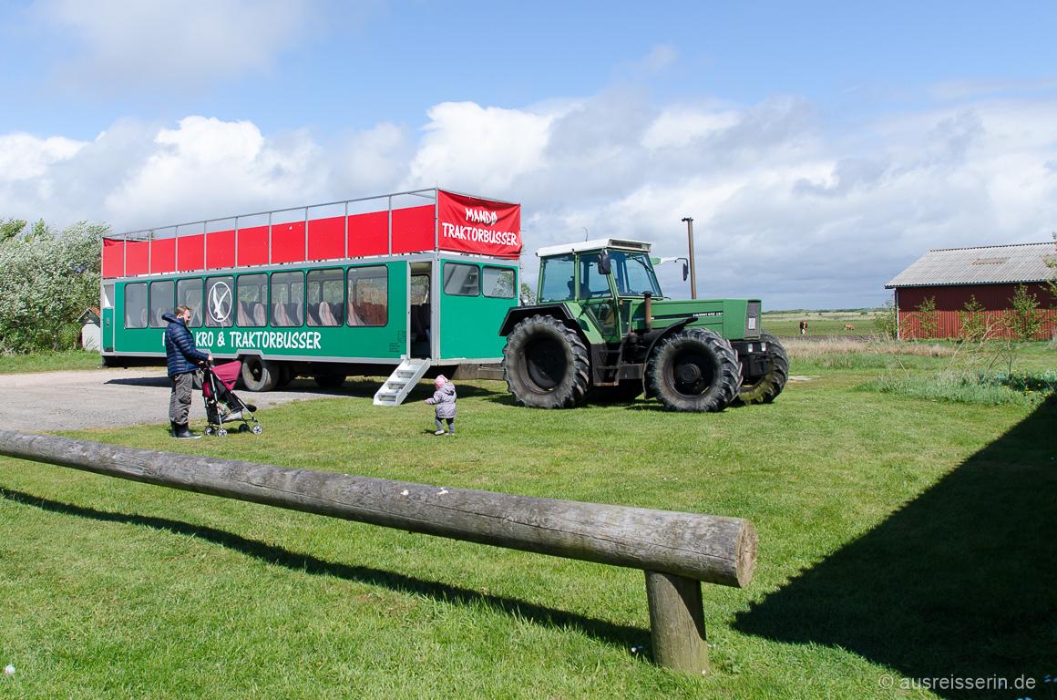 Mandø Kro & Traktorbusser
