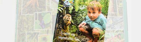 Foto-Kinderbuch-Rezension: Biotologe Yann reist um die Welt