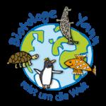 Logo Biotologe Yann reist um die Welt
