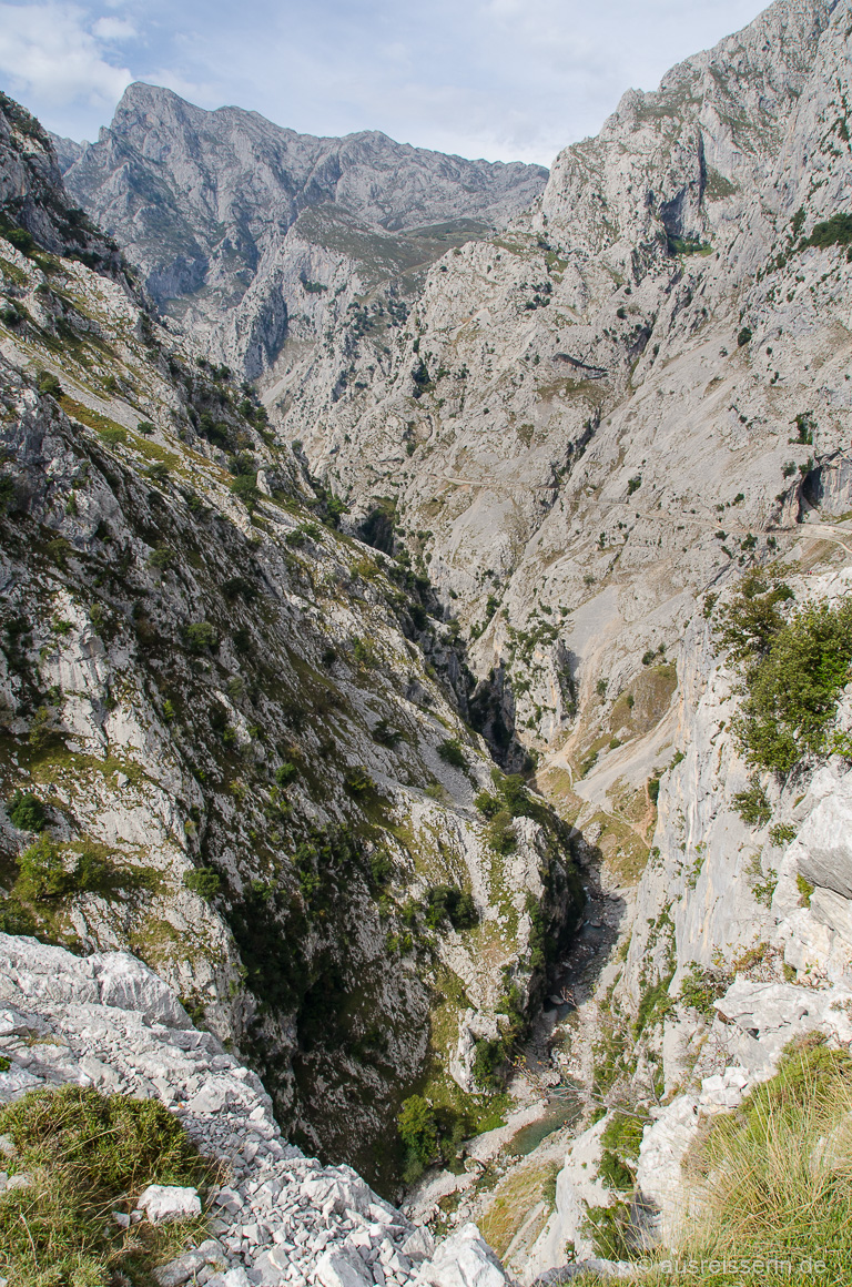Wanderweg Ruta del Cares