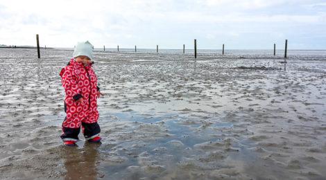 Kurzurlaub in Norddeich: Mit Baby und Kleinkind an die Nordseeküste