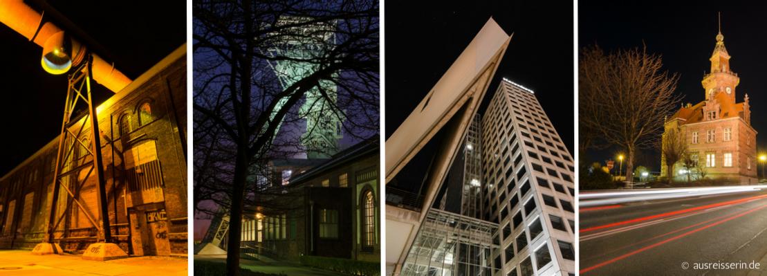 Nachtfotografie in Dortmund