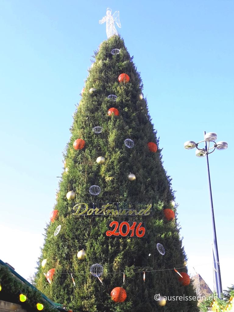 Dortmunder Weihnachtsbaum