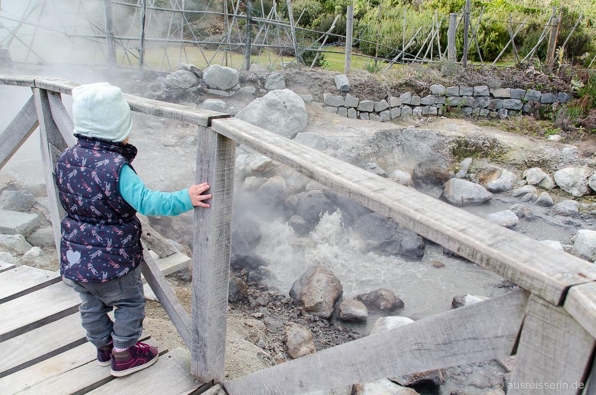 Geothermalgebiet Furnas