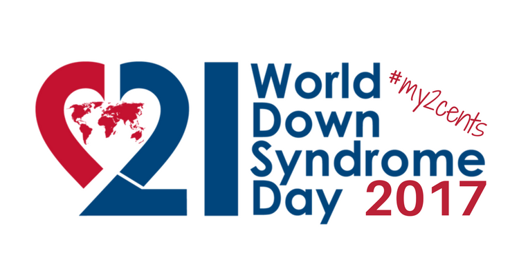Welt-Down-Syndrom-Tag 2017