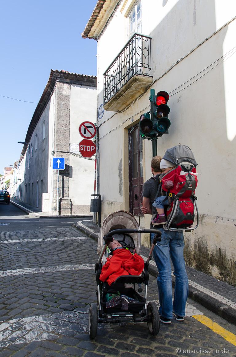 Stadtbesichtigung in Ponta Delgada
