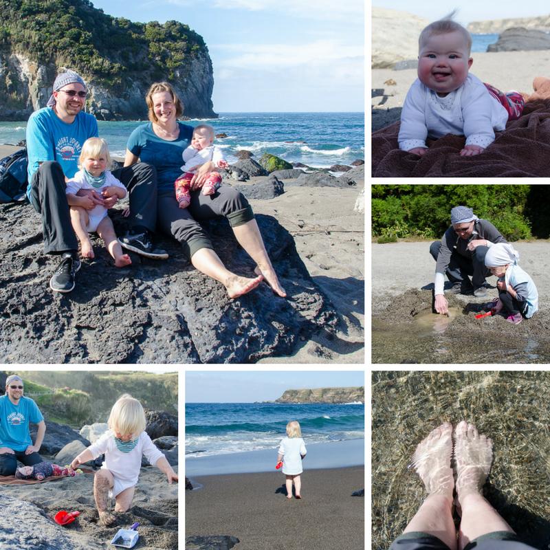 Strandspaß für die ganze Familie - auf den Azoren sogar Anfang März möglich
