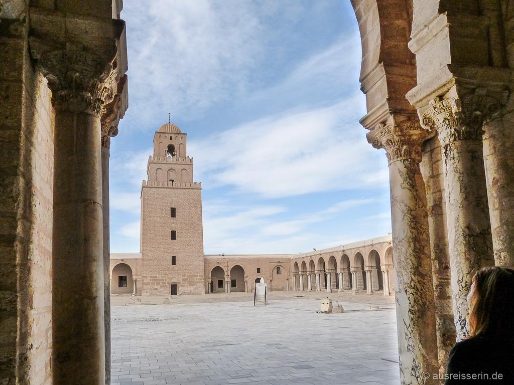 Große Moschee von Kairouan