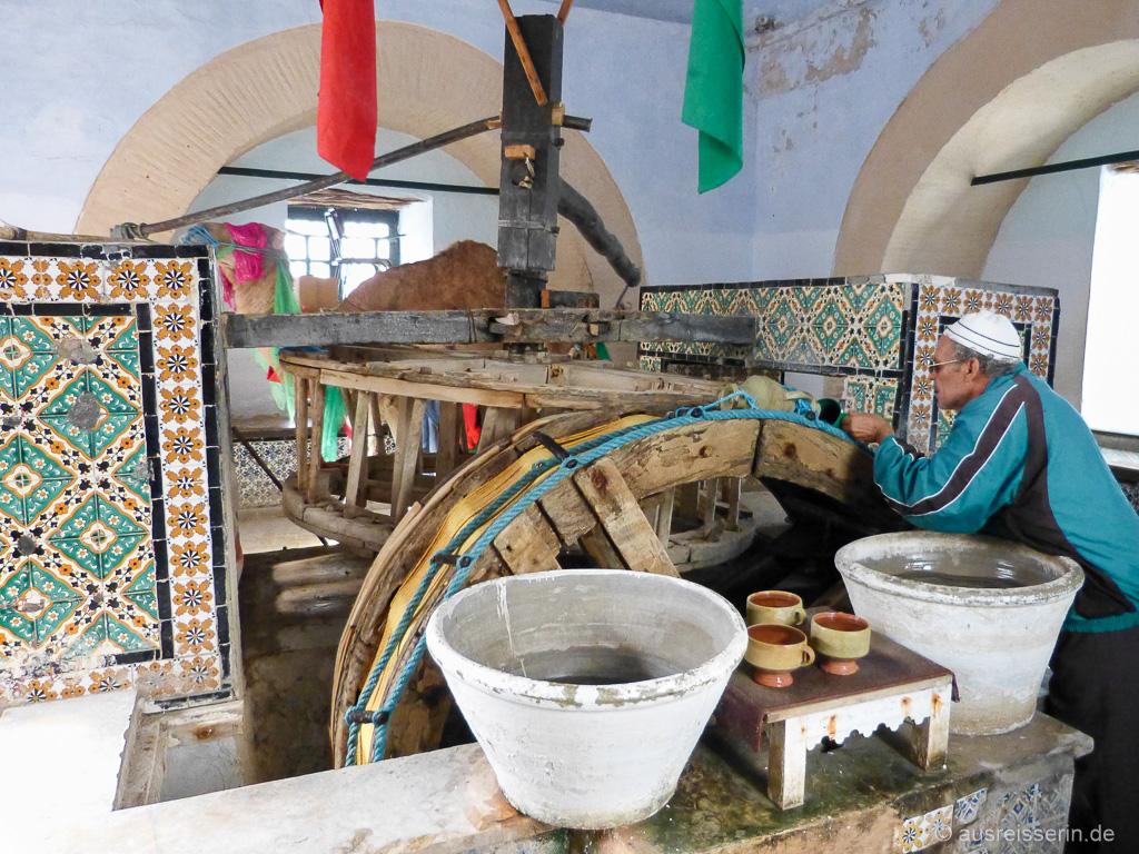 Bir-Barouta-Brunnen