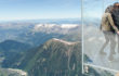 Aiguille du Midi: Step into the void