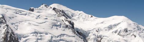 Mont Blanc, das Dach Europas