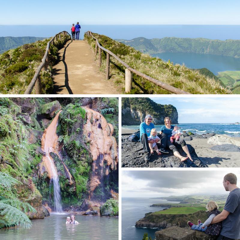 Impressionen von unserer 2-wöchigen Azoren-Reise