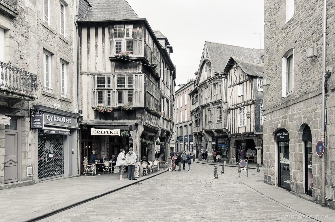 Mittelalterstadt Dinan