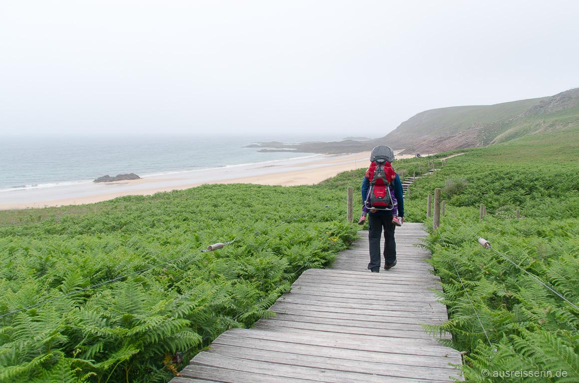 Wanderung um das Cap d'Erquy