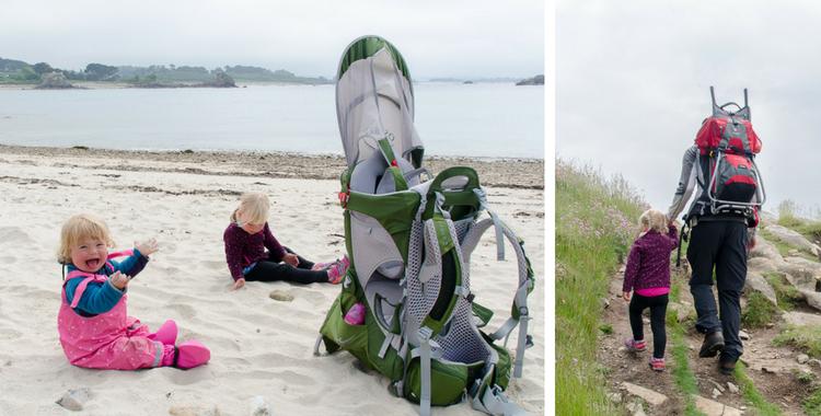 Wandern mit Kleinkindern