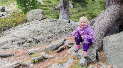 20 Motivationshilfen für das Wandern mit kleinen Kindern