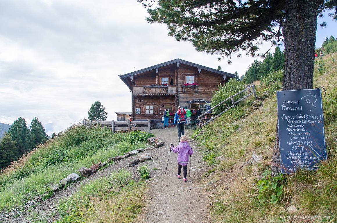 Almgasthaus Boscheben (2.030 m)