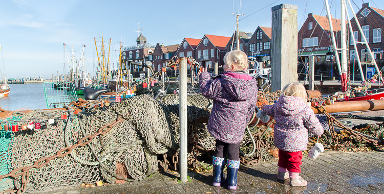 Nordsee mit Kleinkindern: Familienurlaub in Ostfriesland