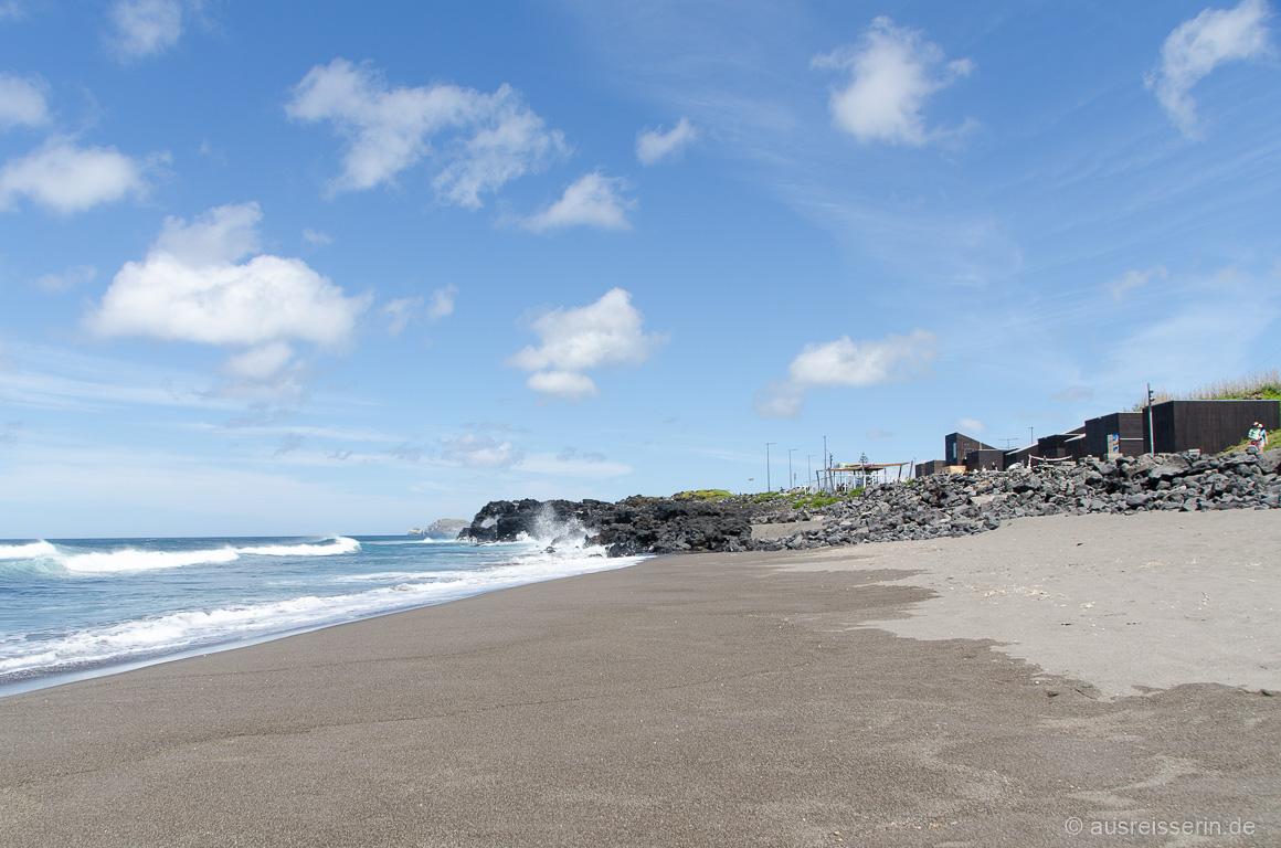 Praia de Santa Barbara, Azoren