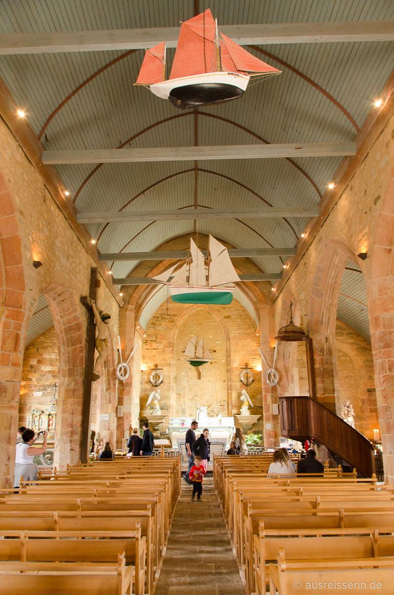 Kirche in Camaret-sur-Mer