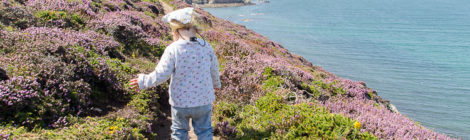 Familien-Wanderungen auf der Crozon-Halbinsel