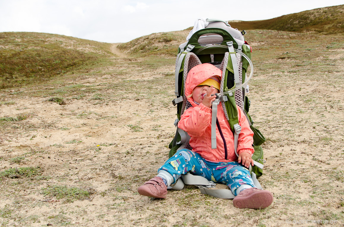 Equipment für gelungene Familien-Wanderungen