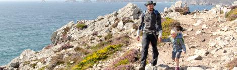 Küstenwanderungen in der Bretagne
