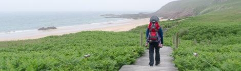 Wandern an der Smaragdküste