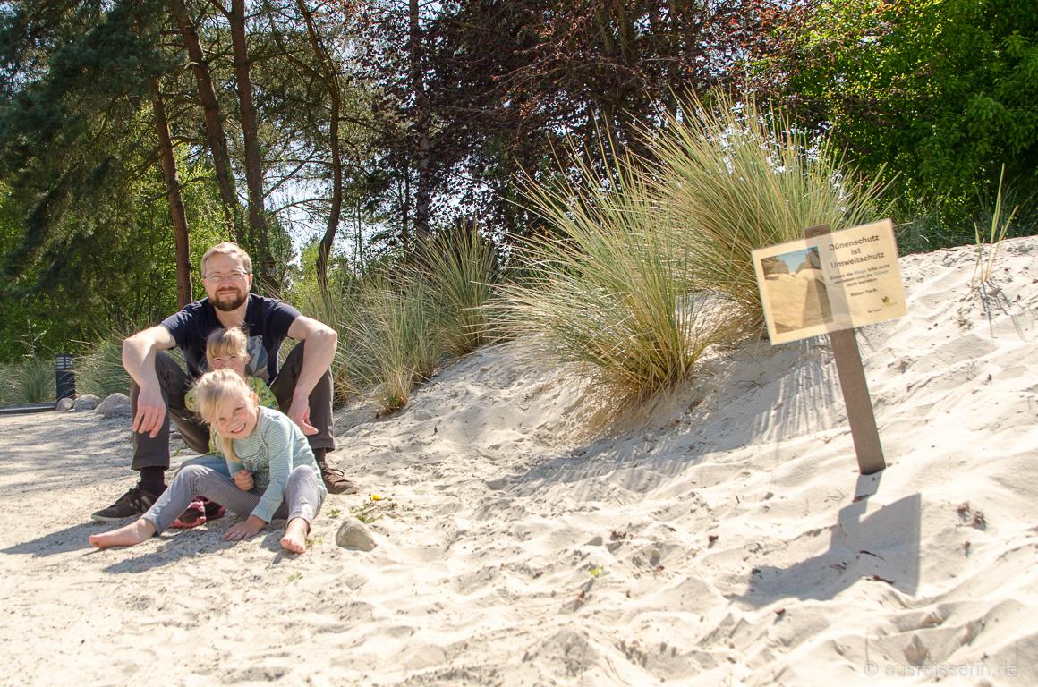 Dünenschutz ist Umweltschutz, auch in Dortmund