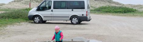 Camping mit Kindern bei Schlechtwetter