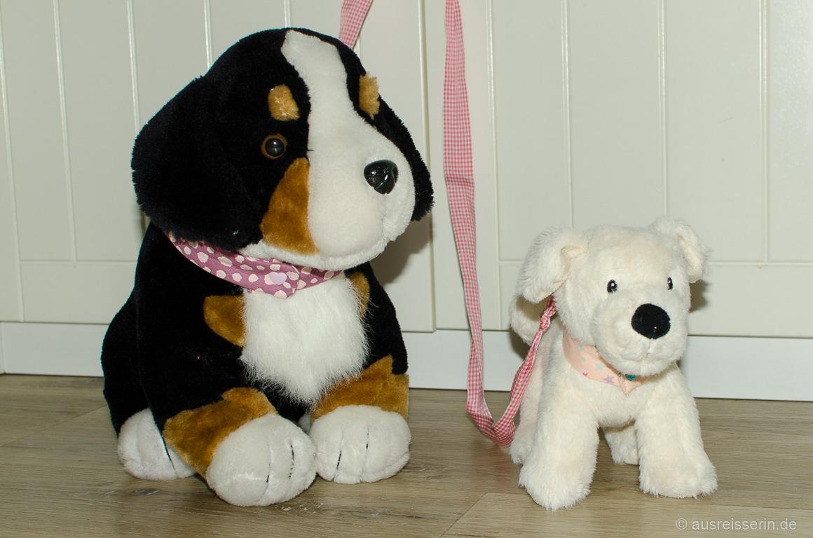 Kuscheltier-Hundehalsband